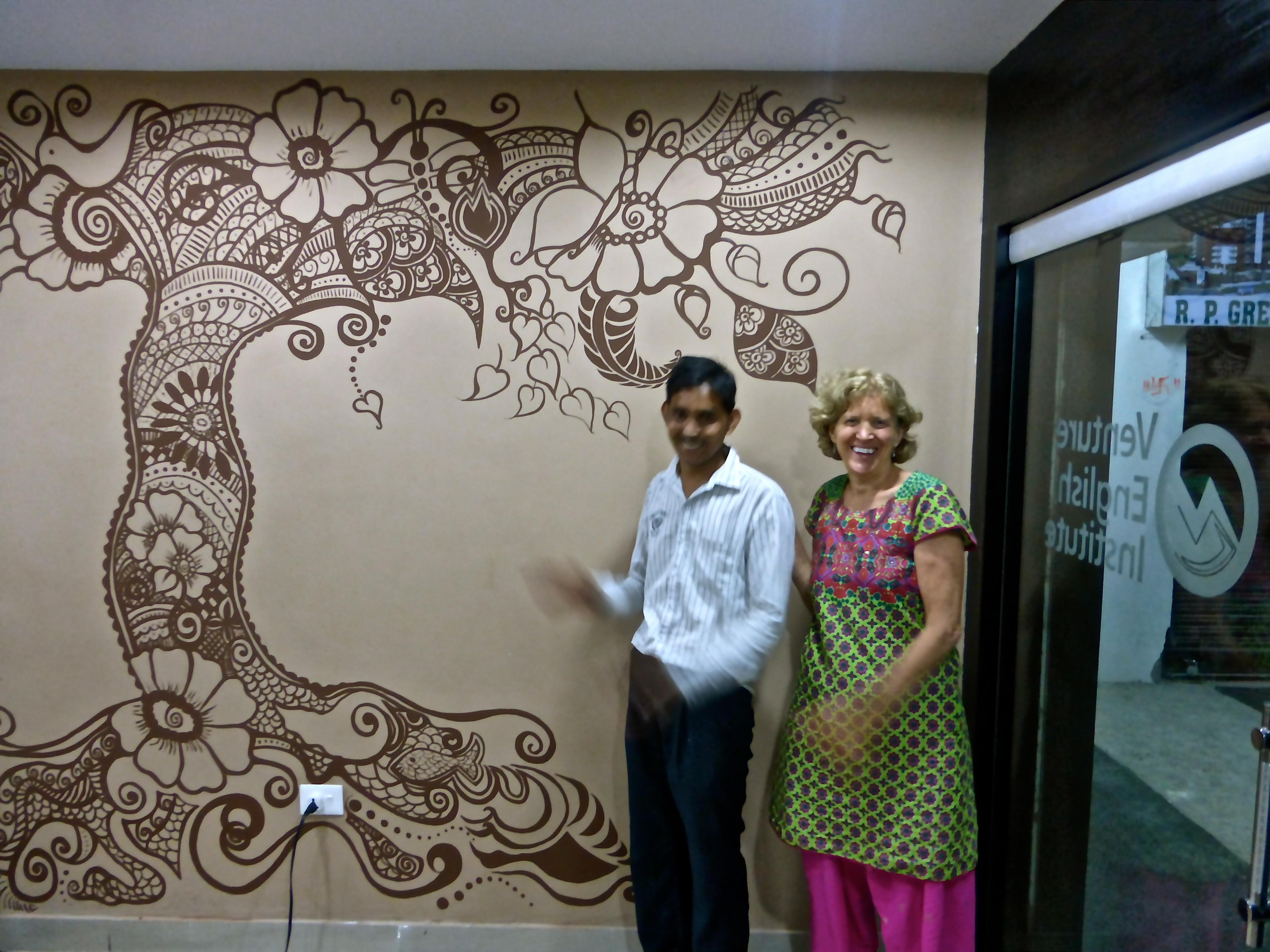India Art Engaging Story